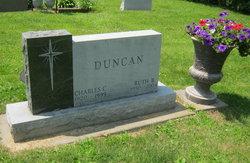 Ruth Bertha <i>Gordon</i> Duncan