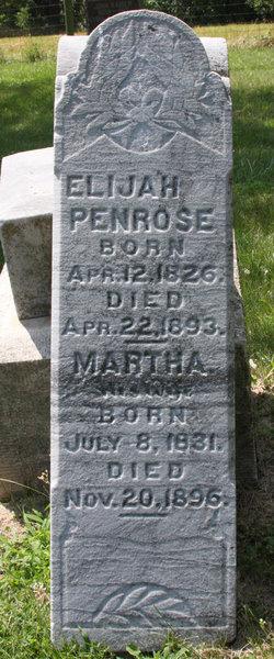 Elijah Penrose, Jr