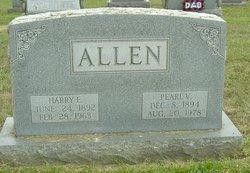 Harry E Allen