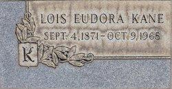 Lois Eudora Josephine Dora <i>Allen</i> Kane