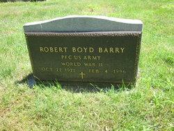 Robert Boyd Barry