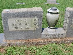 Henry Coleman Radford