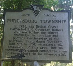 Purrysburg Cemetery