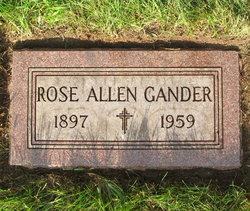 Rose Miriam Rose <i>Reinke</i> Allen