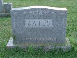 Marie <i>Wilt</i> Bates