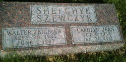 Carolyn Jean <i>Criswell</i> Anderson Shefchyk