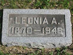 Leonia Annie <i>Flansburg</i> Mabbott