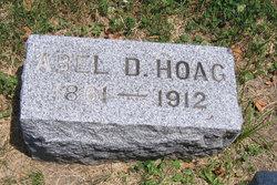 Abel D. Hoag