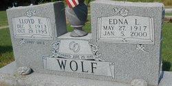 Lloyd Elmer Wolf