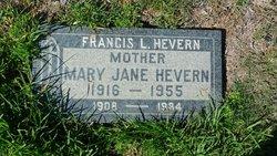 Mary Jane <i>Tracy</i> Hevern