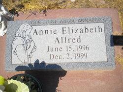 Annie Elizabeth Allred
