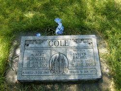 Albert Burnette Cole, Jr