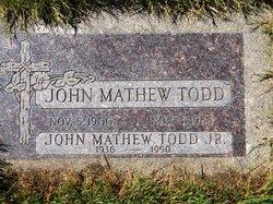 John Matthew Todd, Jr