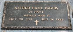 Alfred Paul David