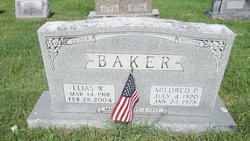 Elias Wallace Baker