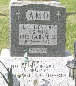 Margaret Anne <i>Stevenson</i> Amo