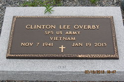 Clinton Lee Zeke Overby