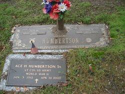Ace Howard Humbertson