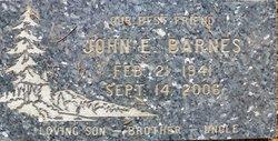John E Barnes