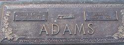 Leah Maude <i>McInturff</i> Adams