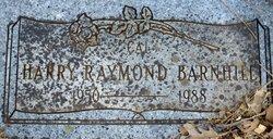 Harry Raymond Cal Barnhill