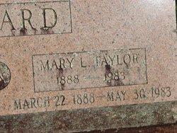 Mary Loduska <i>Taylor</i> Ballard