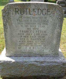 William Henry Rutledge