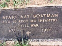 Henry Ray Boatman