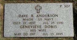 Genevieve Doris Anderson