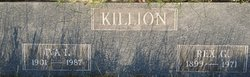Rex Godfrey Killion