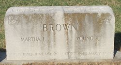 Young K. Brown