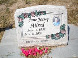 Jane <i>Jessop</i> Allred