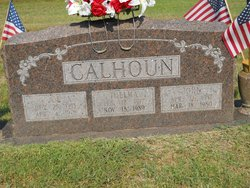 Thelma Oletta <i>Miles</i> Calhoun
