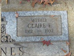 Claire Francis <i>Colvin</i> Haines