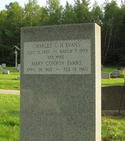 Charles G.H. Evans