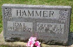 Ida L <i>Schienckoff</i> Hammer