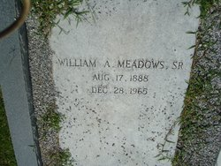 William A Meadows