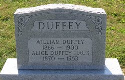 Alice <i>Hauk</i> Duffey