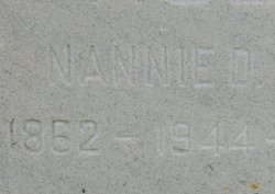Nancy L. Nannie <i>Dozier</i> Asbill
