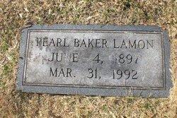 Pearl <i>Baker</i> Lamon