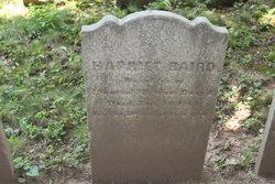 Harriet Baird
