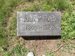Julia M. Ford
