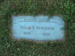 Estella Olive <i>Moser</i> Newcomer