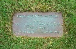 Earl Alonzo Crossfire Moore