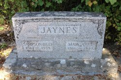 Margaret Jane <i>Dean</i> Jaynes