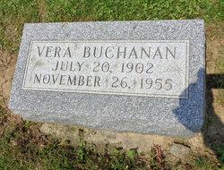 Vera <i>Daerr</i> Buchanan
