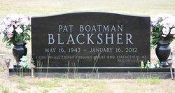 Pat <i>Boatman</i> Blacksher