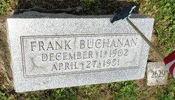 Frank Buchanan