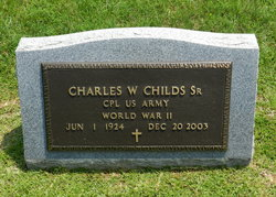 Charles William Childs, Sr