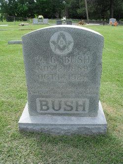 W G Bush